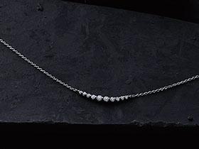PTダイヤネックレス